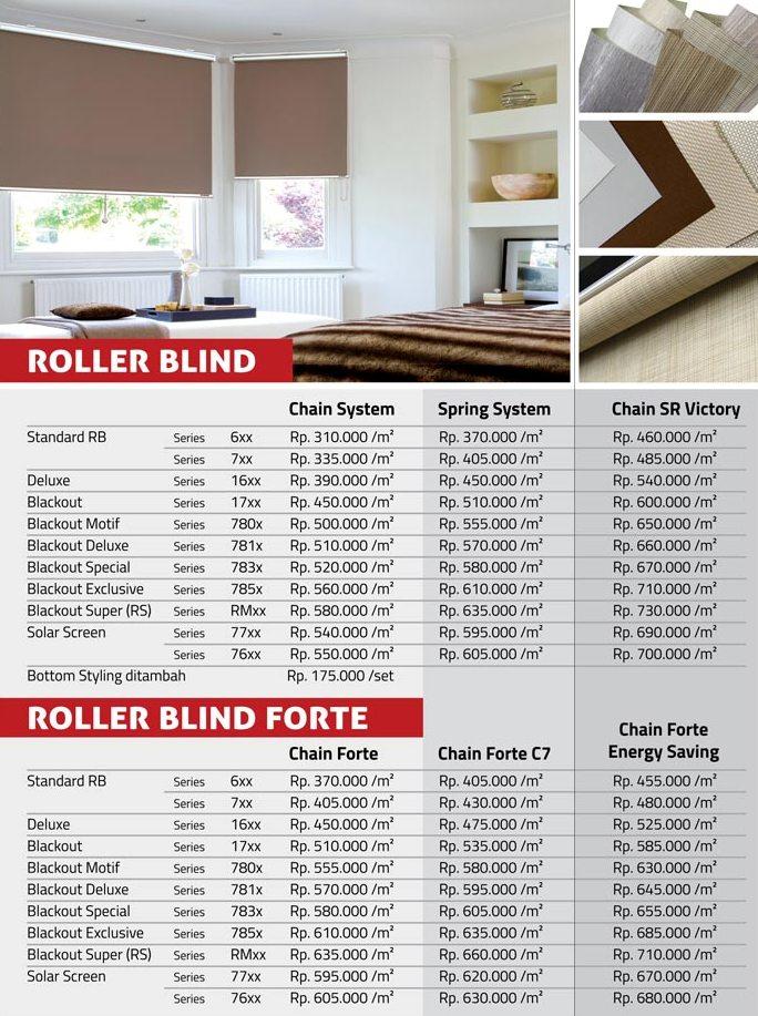 11-12 ROLLER BLIND