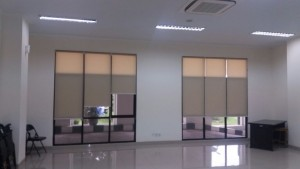 Roller blind Chain Lombok NTB